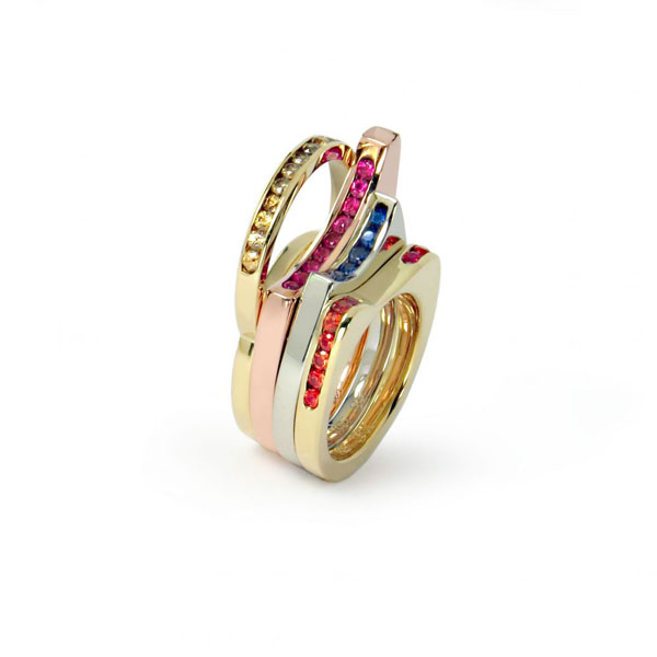 Kate Hubley Stacking Rings